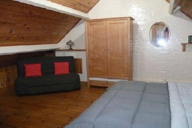 Location de vacances - Gîte à Saint-Sauveur-d'Émalleville - La chambre