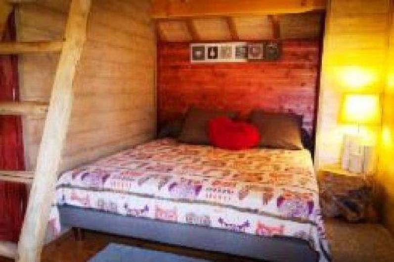 Location de vacances - Insolite à Allauch - Chambre Cabane Ecureuil