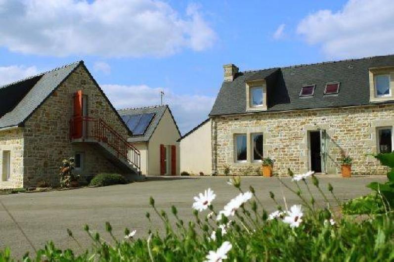 Location de vacances - Hôtel - Auberge à Saint-Évarzec