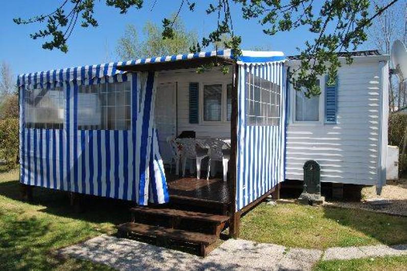 Location de vacances - Camping à Le Perrier