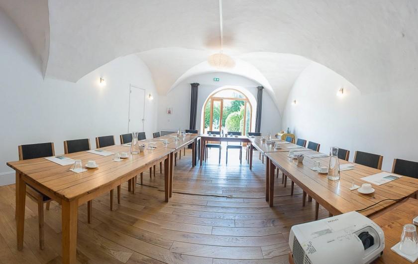 Location de vacances - Gîte à Mirabel-et-Blacons - Séminaire  d'entreprise