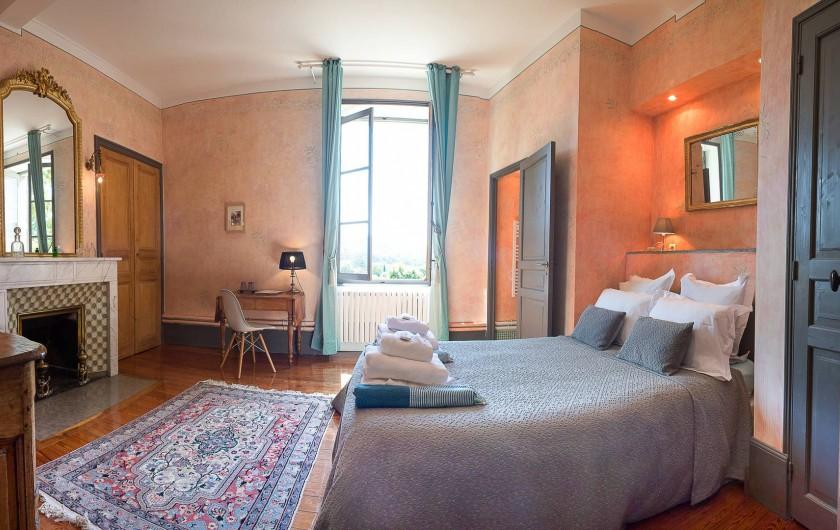 """Location de vacances - Gîte à Mirabel-et-Blacons - Chambre d'hôtes """"LES PRINCES"""""""