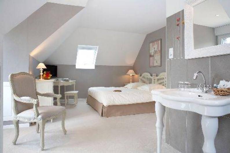 Chambres DHtes Avec Piscine Dans Le Finistre En Bretagne  Locquirec