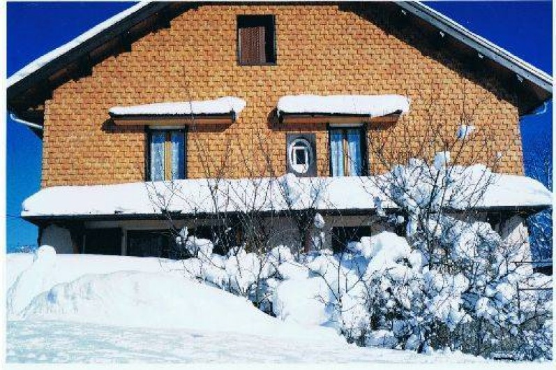 Location de vacances - Gîte à Foncine-le-Haut