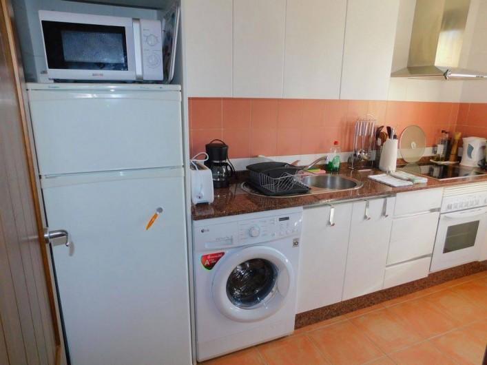 Location de vacances - Appartement à Vera - Cuisine