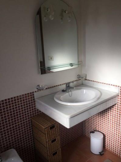 Location de vacances - Appartement à Vera - Salle de bainb