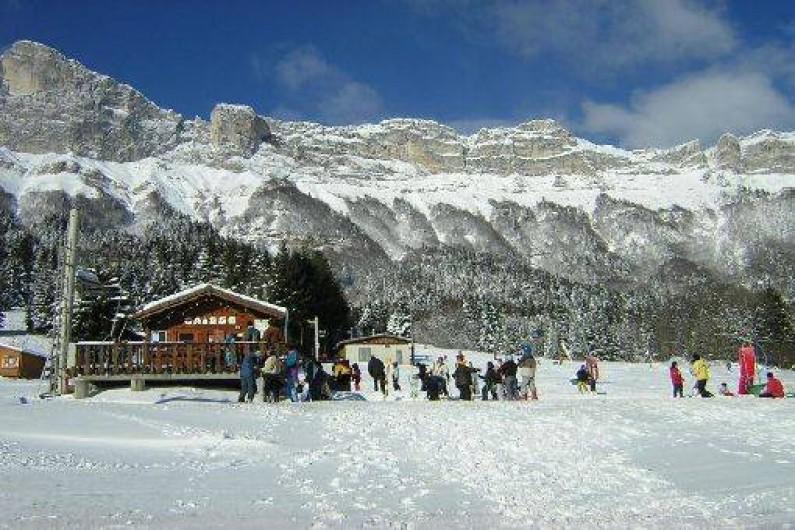 Location de vacances - Chalet à Saint-Hilaire - Station  familiale de St Hilaire du Touvet