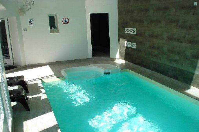 Appartement Duplex Avec Piscine Intrieure Chauffe Prive Sauna
