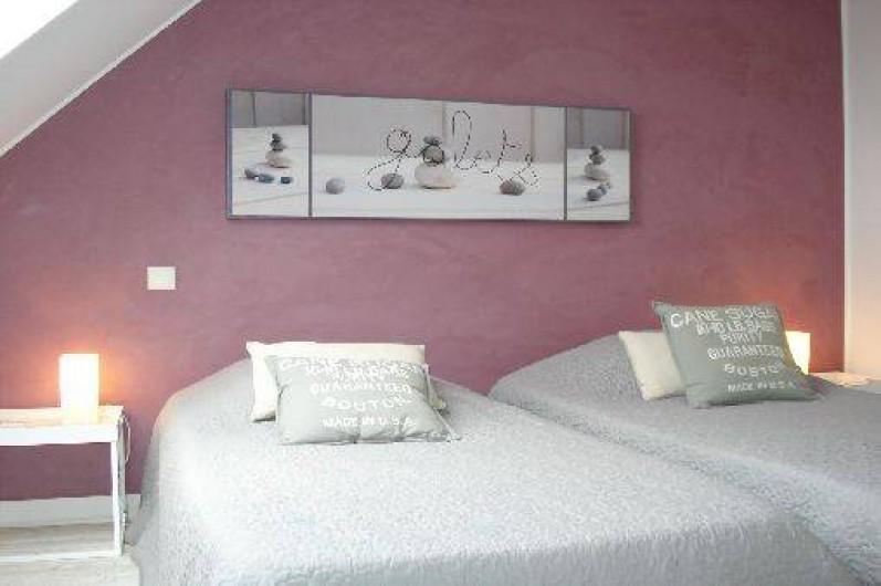Location de vacances - Appartement à Moëlan-sur-Mer