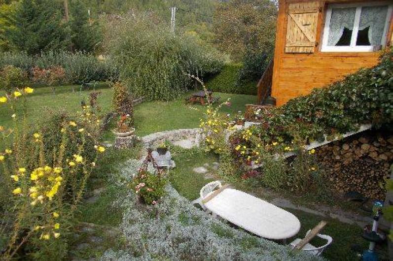 Location de vacances - Gîte à Champcella