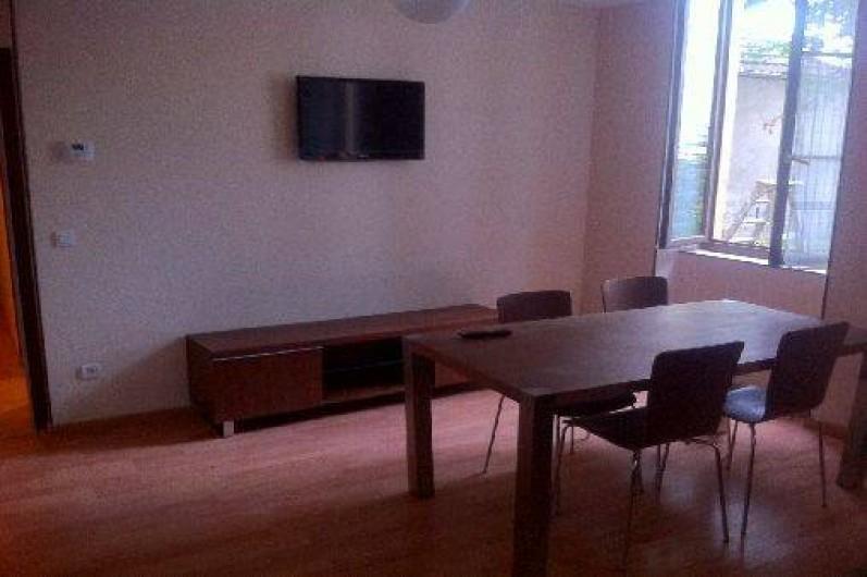 Location de vacances - Gîte à Roanne - Salon & SAM (1)