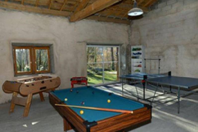 Location de vacances - Gîte à Manglieu