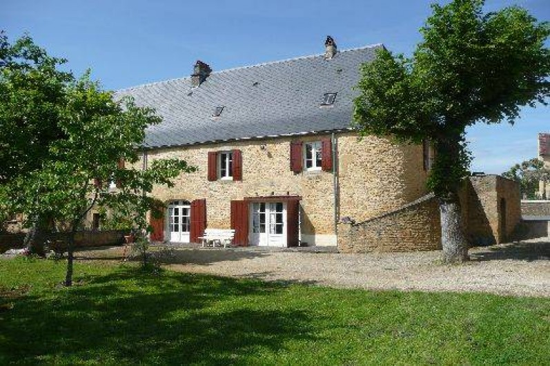 Location de vacances - Villa à Prats-de-Carlux