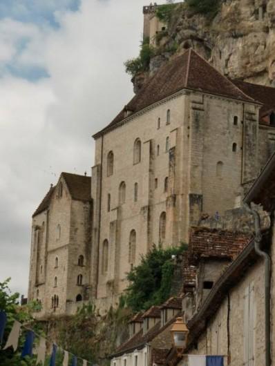 Location de vacances - Maison - Villa à Roumegoux - Village Rocamadour
