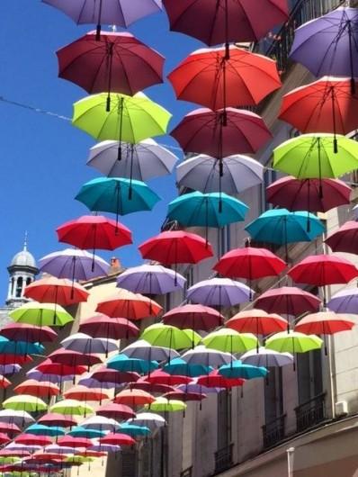 Location de vacances - Maison - Villa à Roumegoux - Aurillac ville du parapluie