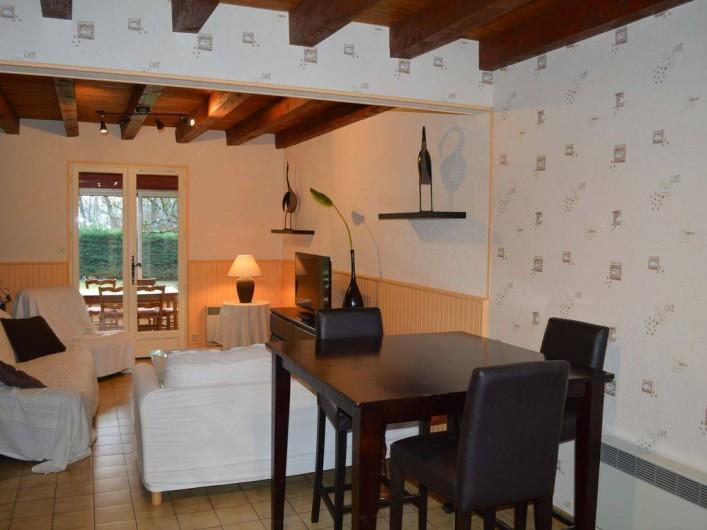 Location de vacances - Maison - Villa à Mauzac-et-Grand-Castang - salon