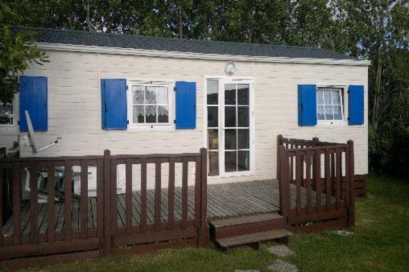 Location de vacances - Bungalow - Mobilhome à Sarzeau
