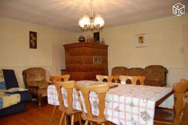 Location de vacances - Maison - Villa à Pfaffenheim