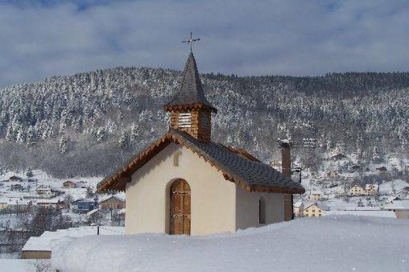 Location de vacances - Chambre d'hôtes à Le Menil - chapelle de pitié