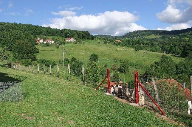 Location de vacances - Chambre d'hôtes à Le Menil - les oies