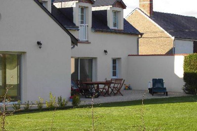 Location de vacances - Gîte à La Chapelle-Saint-Martin-en-Plaine