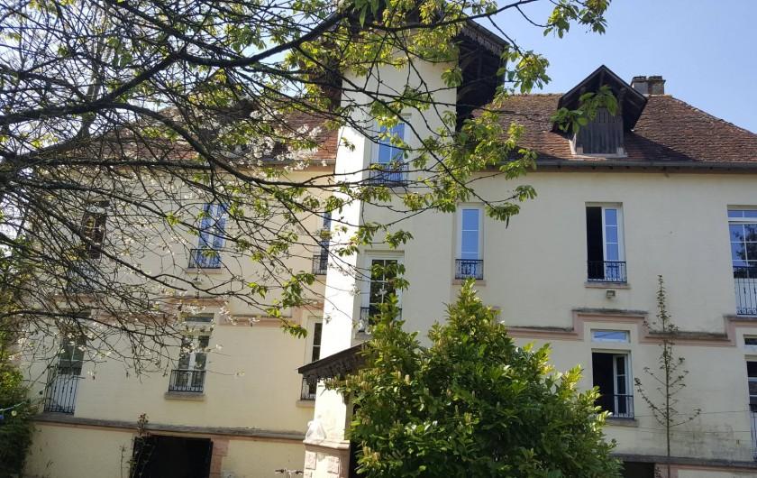 Location de vacances - Villa à Vimoutiers - Maison Normande - Vimoutiers