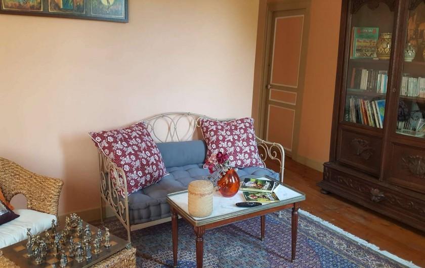 Location de vacances - Villa à Vimoutiers - Coin Bibliothèque