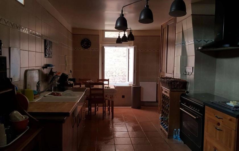 Location de vacances - Villa à Vimoutiers - Cuisine