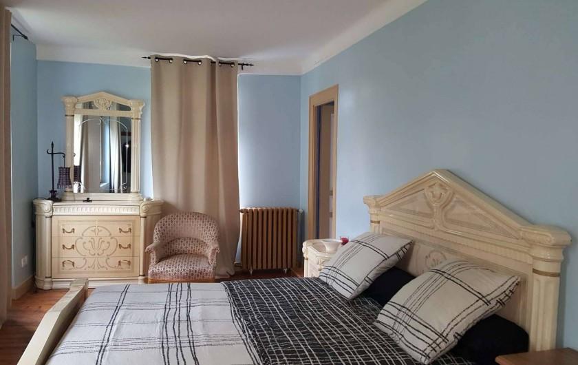 Location de vacances - Villa à Vimoutiers - Chambre 1
