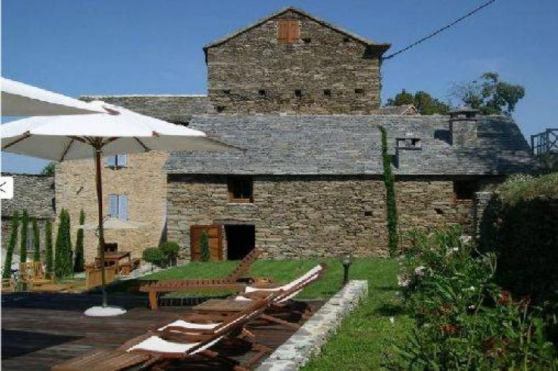 Location de vacances - Maison - Villa à Castineta