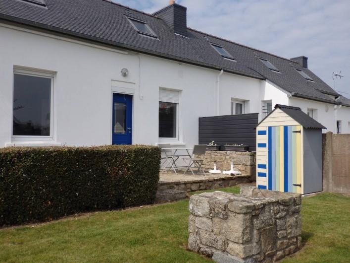 Location de vacances - Gîte à Erdeven