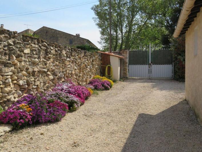 Location de vacances - Studio à Maussane-les-Alpilles