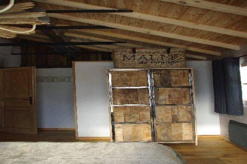 Location de vacances - Chalet à Manigod - Chambre RDC
