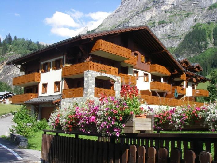 Location de vacances - Appartement à Pralognan-la-Vanoise - La Ferme de Pralognan