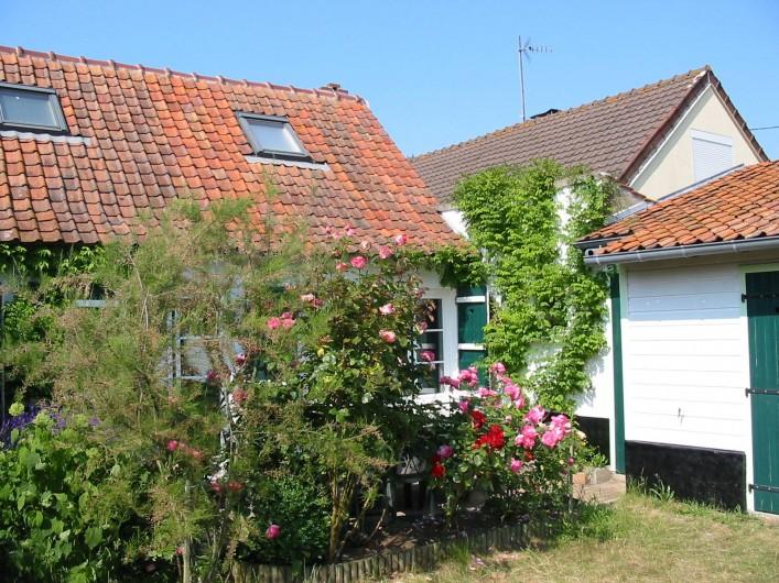 Location de vacances - Villa à Fort-Mahon-Plage