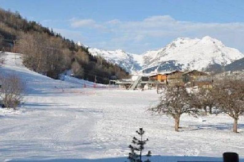 Location de vacances - Chalet à Villaroger