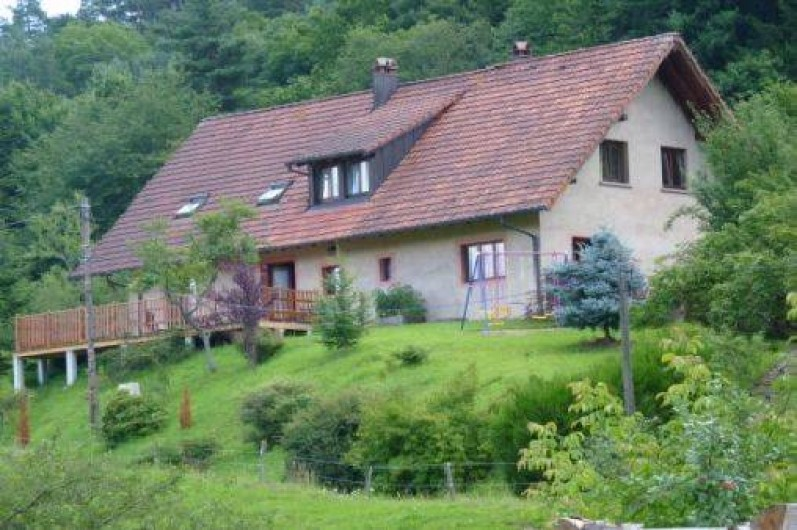 Location de vacances - Villa à Neuve-Église