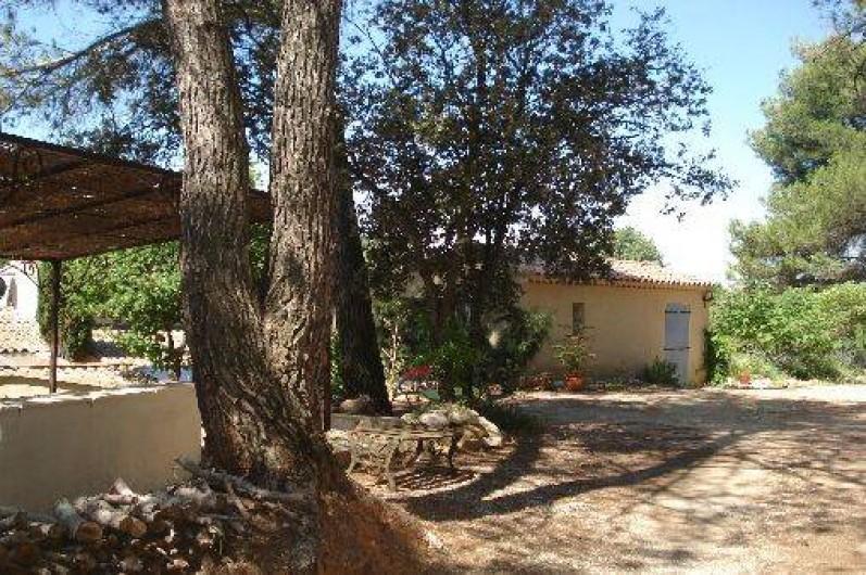 Location de vacances - Mas à Peyrolles-en-Provence