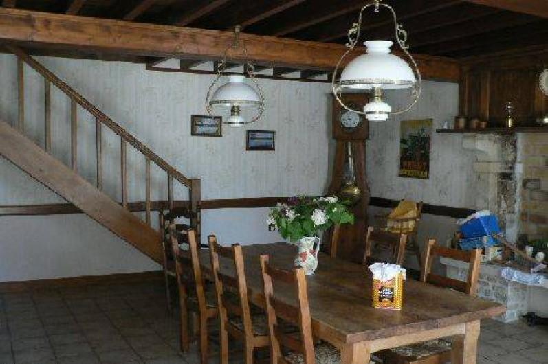 Location de vacances - Gîte à Liesville-sur-Douve