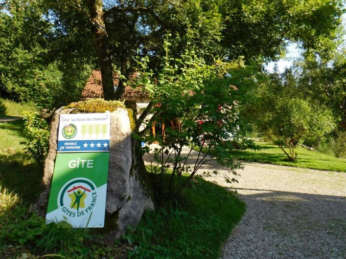 Location de vacances - Gîte à Arrentès-de-Corcieux