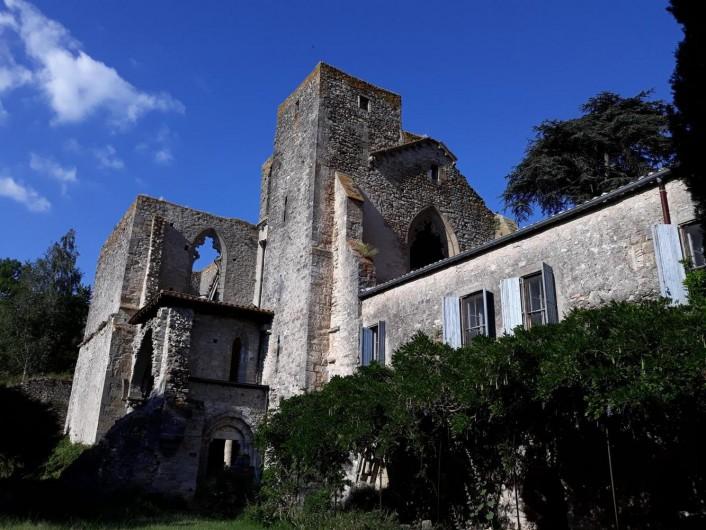 Location de vacances - Chambre d'hôtes à Saint-Martin-le-Vieil - l'Abbaye de Villelongue