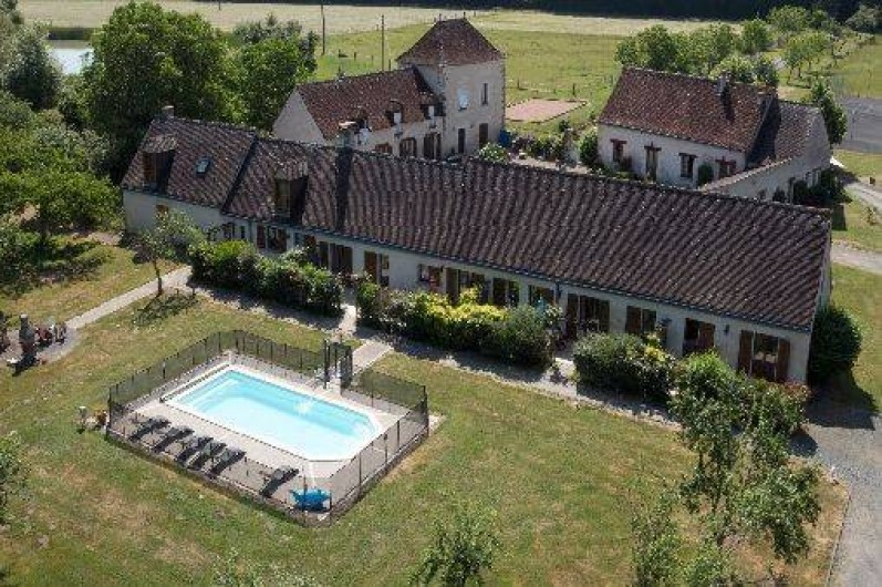 Location de vacances - Gîte à Vallières-les-Grandes