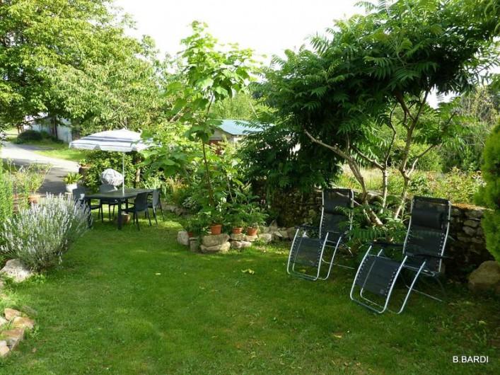 Location de vacances - Gîte à Auriac