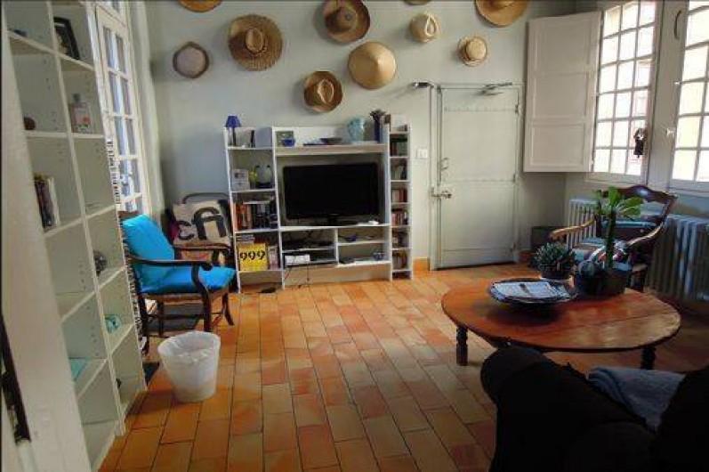 Location de vacances - Appartement à Uzès