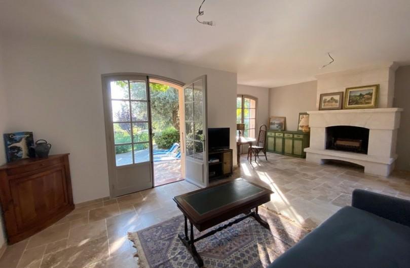 Location de vacances - Maison - Villa à Carqueiranne - Salon