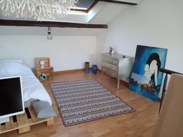 Location de vacances - Appartement à 16e Arrondissement - Chambre 2 avec 2 lits doubles