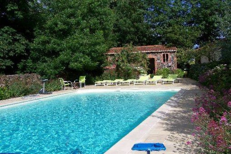 Location de vacances - Gîte à Les Brouzils