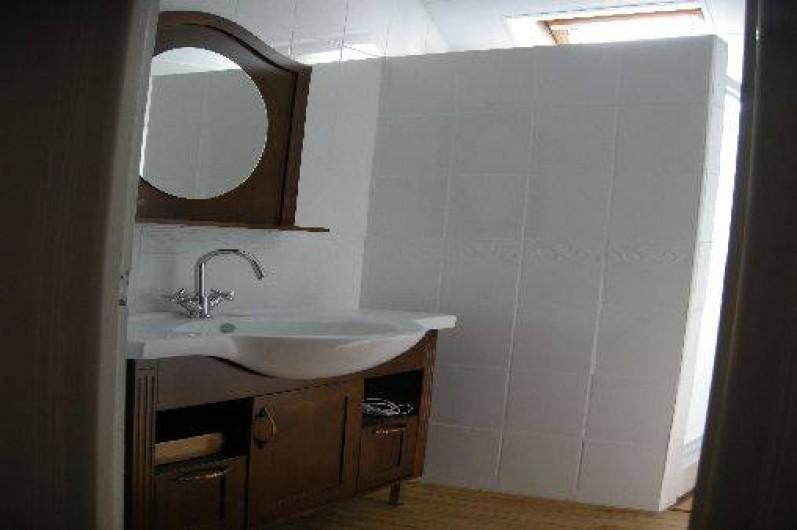 Location de vacances - Maison - Villa à Treffiagat - La salle de bain