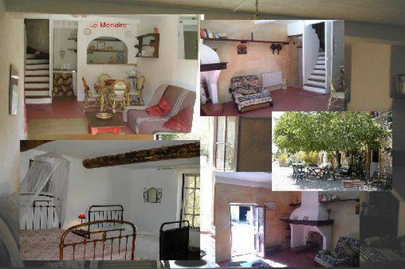 Location de vacances - Appartement à Marseillette
