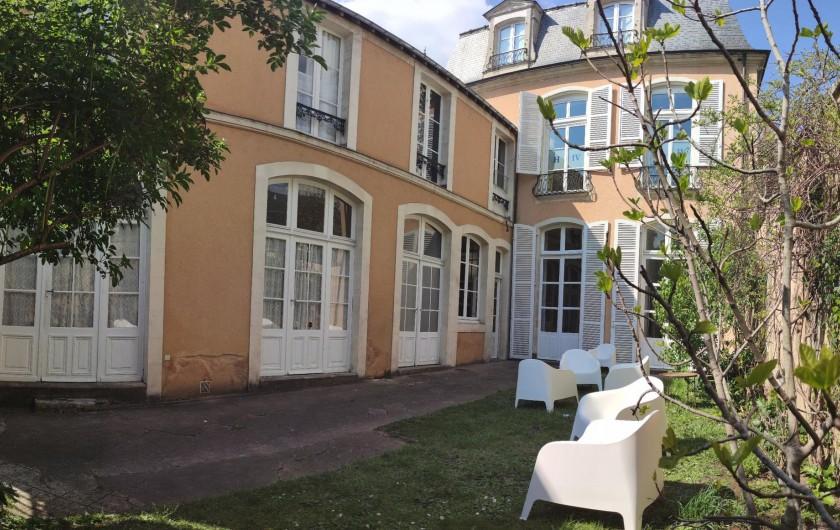 Location de vacances - Chambre d'hôtes à Le Mans - HOTEL PATICULIER